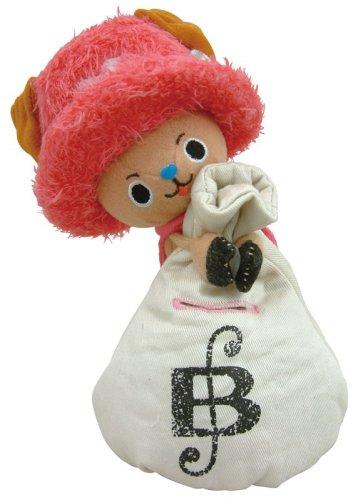 one-piece-chopperman-money-bag-piggy-bank-20cm-toy-japan-import