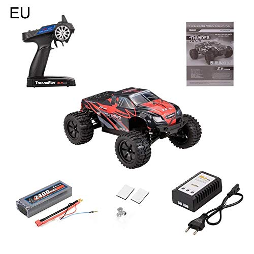 ZD Rennwagen 9106-S 1/10 2,4 GHz 4WD 70 KM/h RC Auto Monster Truck großen Fuß (Monster Trucks Monster Energy)