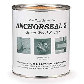 anchorseal 2grün Holz Maschinen Quart von UC Beschichtungen Corp