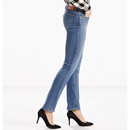 Levis Jeans Women 712 SLIM 18884-0067 Blue Vista Blue