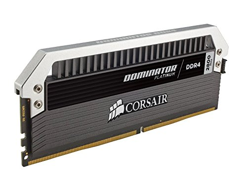Cheap Corsair CMD32GX4M4A2800C16 Dominator Platinum DDR4 32 GB (4 x 8 GB ) 2800 MHz C16 XMP 2.0 Enthusiast Desktop Memory Kit with Dominator Airflow LED Fan Kit Review