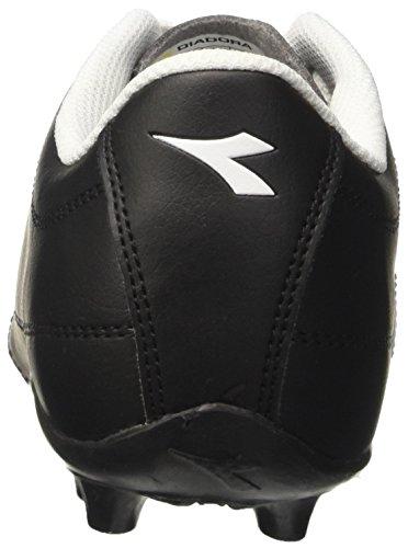 Diadora 650 Iii Md, pour les Chaussures de Formation de Football Homme Noir (Nero/bianco)