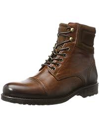 Mens Alaessi Ankle Boots, Brown (Cognac/28), 9.5 UK Aldo