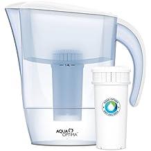 Aqua Optima Juno - Jarra de agua con filtro antibacteriano