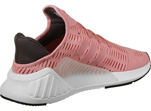 adidas Climacool 02/17 W, Chaussures de Running Femme Multicolore (Tactile Rose F17/tactile Rose F17/ftwr White)