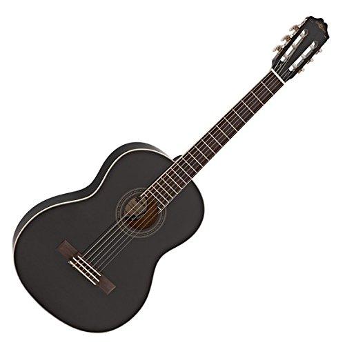 Guitarra Española Deluxe de Gear4music - Negro