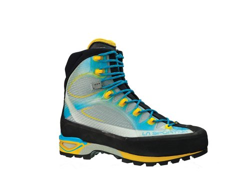 La Sportiva W Trango Cube Gtx Trekking- & Wanderhalbschuhe schwarz/weiß/grau/gelb/blau
