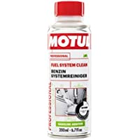 MOTUL Fuel System Clean Moto–Limpiador Sistema Gasolina Motores 4T 200ml