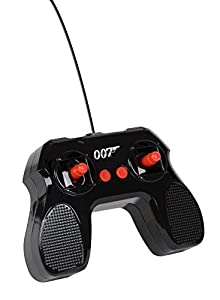 James Bond Aston Martin Db5 British Secret Service Radio Controlled (Gold Finger)