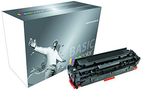 Preisvergleich Produktbild Freecolor Basic Toner für LaserJet 2025 Premium, 3500 Seiten, passend zu HP CC530A, schwarz