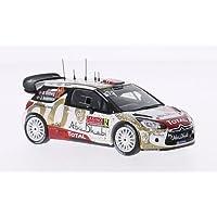 Citroen DS3 WRC, No.12, Citroen Total Abu Dhabi WRT, Total,