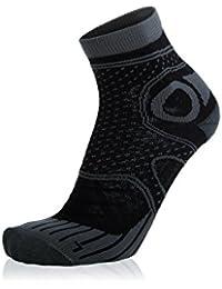 EIGHT SOX de senderismo calcetines Long Varios colores Negro / Gris antracita Talla:45-47
