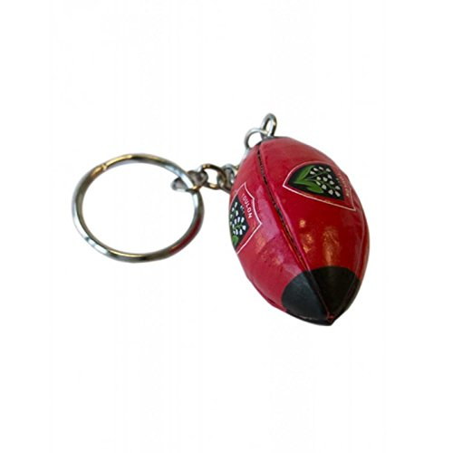 Porte clés rugby - Ballon rigide Rugby Club Toulonnais - RCT