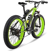 GTYW, Eléctrico, Plegable, Bicicleta, Montaña, Bicicleta, Vehículo Eléctrico De Poder