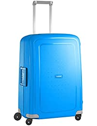 Samsonite S'Cure Spinner 69/25 Koffer, 69cm, 79 L, Pacific Blue