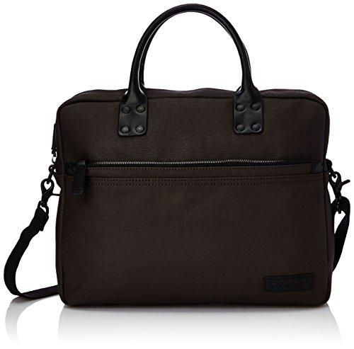 Calvin Klein Everyday 2, Borsa messenger per pc Donna Brown