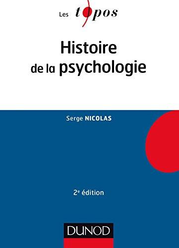 Histoire de la psychologie - 2e éd.