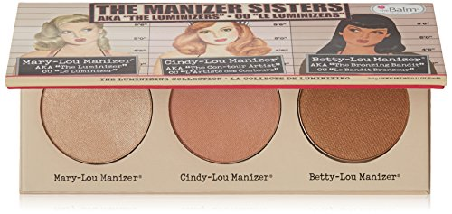 theBalm The Manizer Sisters AKA the