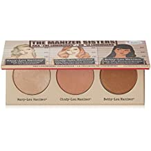theBalm - Themanizer sisters the luminizers palette