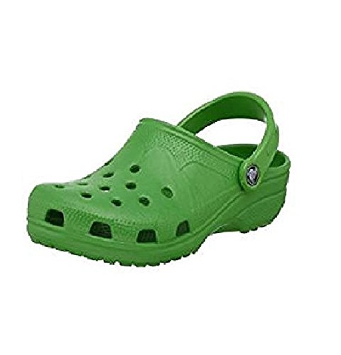 Crocs-Classic-Unisex-Erwachsene-Clogs-Grn-34-35-XS
