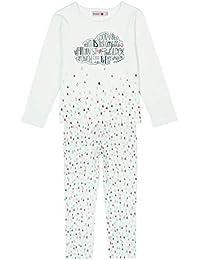 Pijama Interlock de niña