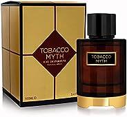 Tobacco Myth - Eau de Parfum - By Fragrance World - Perfume For Men, 100ml