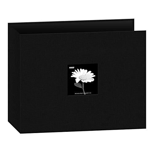 Pioneer 12x 12Zoll Stoff 3Ring Binder Album, schwarz -