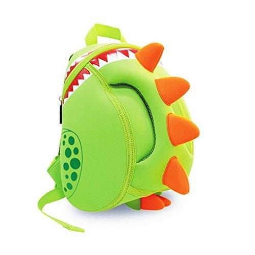 OFUN 3D Dinosaurier Rucksack für Kinder, Kinder Rucksack Dinosaurier Spielzeug Taschen, Kinder Kindergarten Taschen Dinosaurier (Muster 3)
