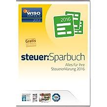 WISO steuer:Sparbuch 2017 (für Steuerjahr 2016) [PC Download]