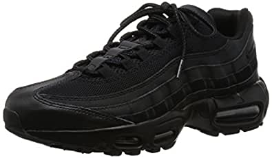 NIKE Men s Air Max 95 Essential Running Shoes  Amazon.co.uk  Shoes ... b9497453cbe9