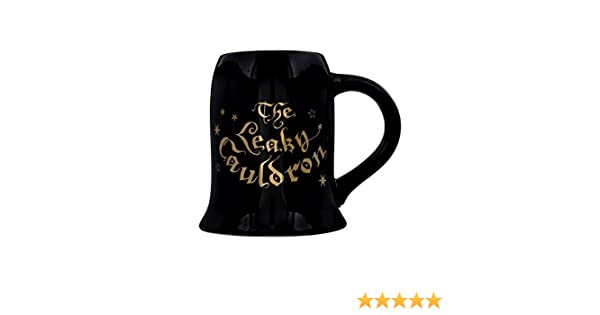 HARRY POTTER Grande Tasse The Leaky Cauldron Half Moon Calici Tazze
