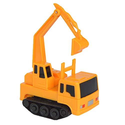 Magic Inductive Truck [folgt der schwarzen Linie] Magic Toy Car für Kinder & Kinder, Lernpuppen, Weihnachtsgeburtstagsgeschenk für Kinder (D)
