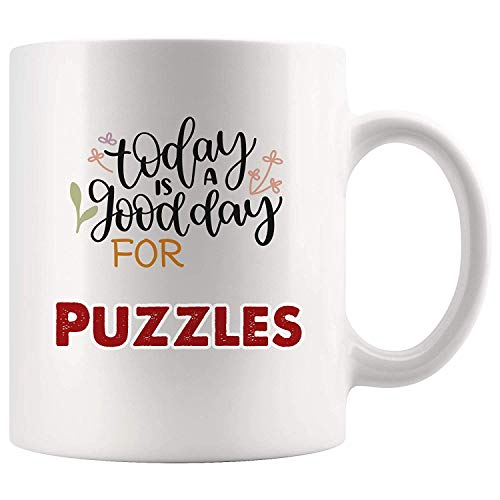 Sale Good Mugs Logic Solve Jigsaw Kids Day Coffee Adults Mug Today Kid Cup Tea GiftBirthday Games Is Children For Puzzles JT3FcK1l