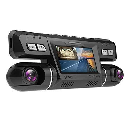 SHL CAR Auto Dash Cam mit WiFi, Dual 1080P ADAS Full HD 1080P HD Dual Lens Recorder vorne und innen, Dash Kamera für PKW LKW Taxi -