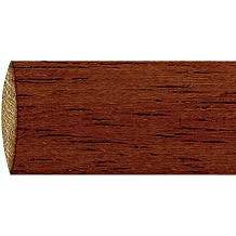 RIEL CHYC 5430465 BARRA MADERA LISA 1,8 mt.x20 mm. NOGAL