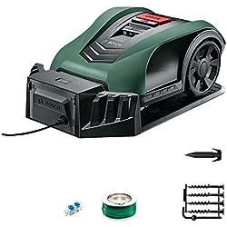 Bosch tondeuse robot Indego S+350 (avec application dédiée, largeur de coupe de 19cm, superficie jusqu'à 350m²
