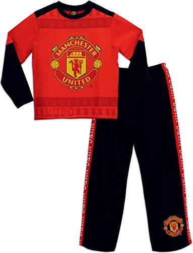 Manchester United - Pijama para Niños Manchester United