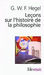Leçons sur l'histoire de la philosophie: Introduction:Système et histoire de la philosophie