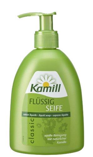 Kamill Flüssigseife Classic 300 ml Pump-Spender, 6er Pack (6 x 300 ml)