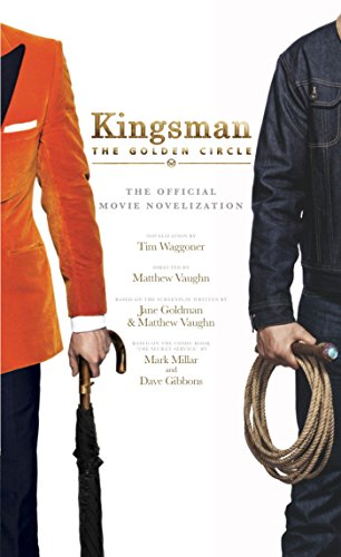 The official movie novelization of Kingsman: The Golden Circle directed by Matthew Vaughn, based on the comics by Mark Millar, and starring Taron Egerton, Colin Firth, Channing Tatum, Jeff Bridges and Halle Berry. With their headquarters destroyed an...