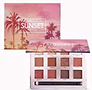 Focallure Sunset 14 Colour Eyeshadow Palette, FA-50#1