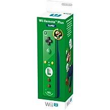 Nintendo Wii U und Wii - Remote Plus, grünes Luigi Design