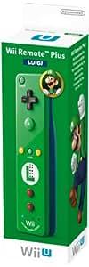 Télécommande Wii U Plus 'Luigi' - verte