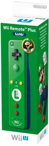 Nintendo - Mando Plus: Luigi (Nintendo Wii, Wii U)