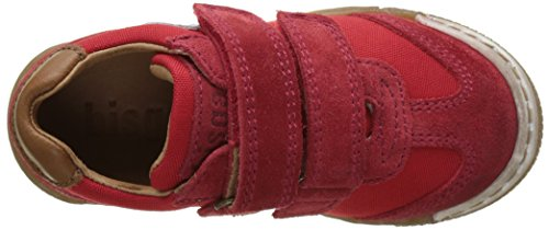 Bisgaard 40312117, Baskets Basses Garçon Rouge (151 True Red)