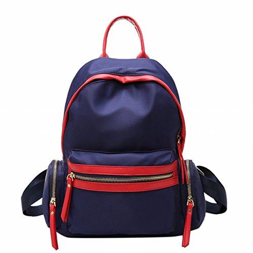 weaving kleine quadratische paket mode Kette tasche temperament damen schultertasche messenger bag Blau