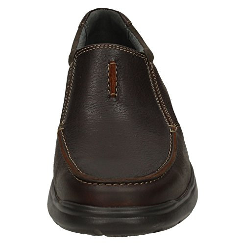 Clarks Cotrell Free - Brown Oily Brown