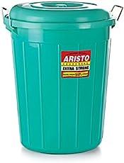 Aristo Multipurpose Plastic Storage Bucket 32 Ltr (Green)