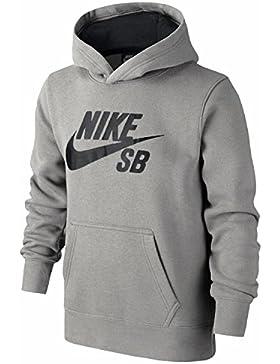 Nike Jungen Logo Fleece Pullover