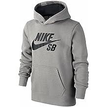 Nike Logo Fleece Pullover, Suéter para Niños